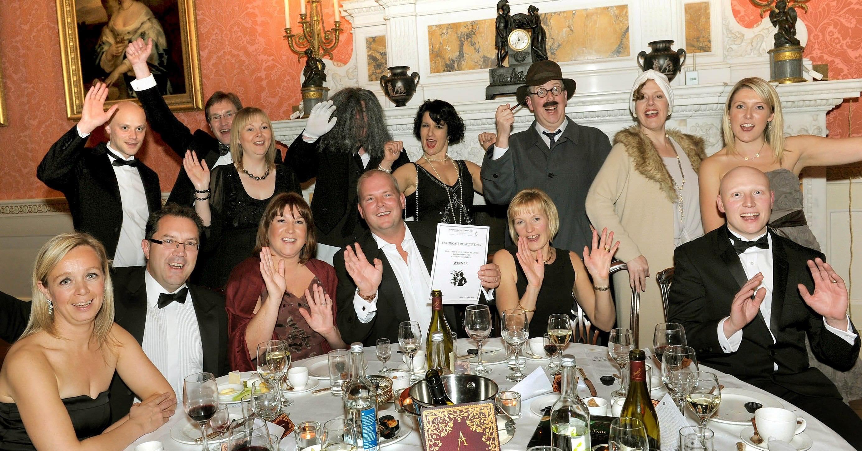 murder, mystery, events, event, management